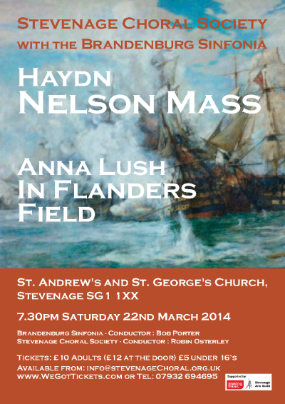 Nelson Mass poster image